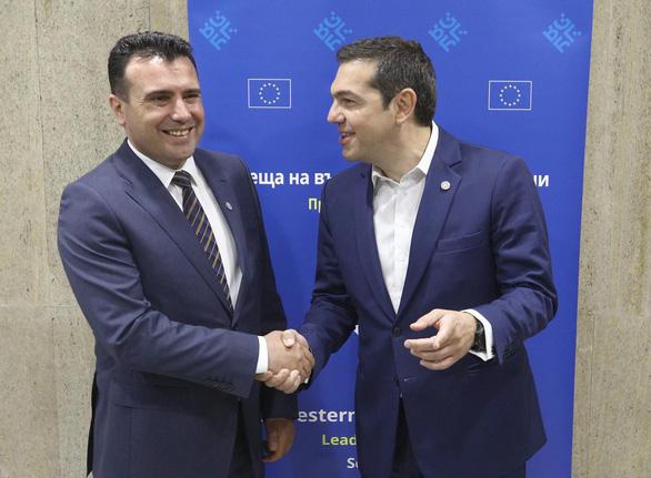 Macedonia sẽ đổi tên thành Cộng hòa Bắc Macedonia - Ảnh 1.