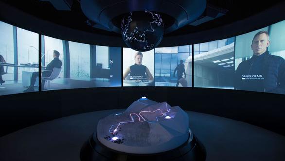 Bảo tàng James Bond trên núi Alps - bối cảnh phim Spectre - Ảnh 5.