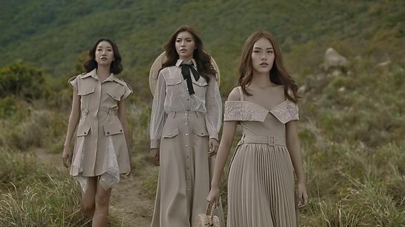 Những thước phim thời trang đẹp mơ màng của Chung Thanh Phong - Ảnh 1.