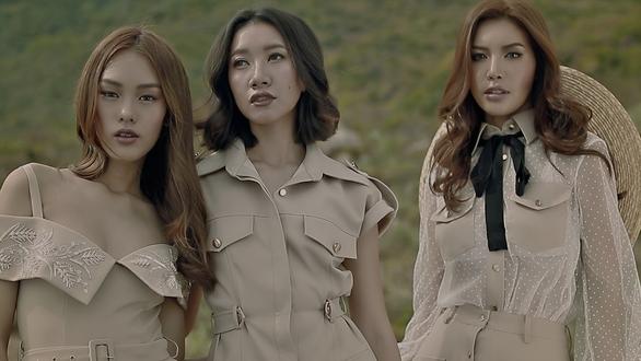 Những thước phim thời trang đẹp mơ màng của Chung Thanh Phong - Ảnh 6.