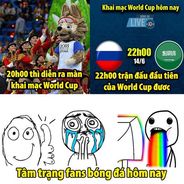 Fan Việt sẵn sàng một mùa hè ăn - ngủ cùng bóng đá - Ảnh 1.