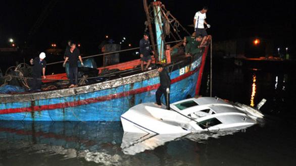 Phục hồi điều tra vụ chìm tàu Cần Giờ làm 9 người chết - Ảnh 1.