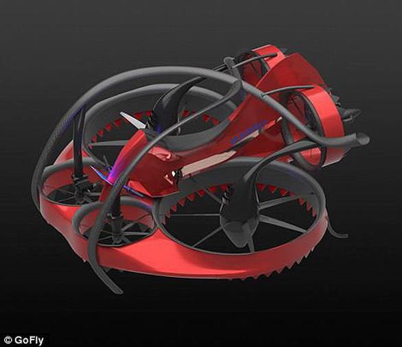 Con người sẽ biết bay nhờ những phát minh này? - Ảnh 3.