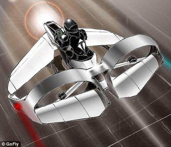 Con người sẽ biết bay nhờ những phát minh này? - Ảnh 8.