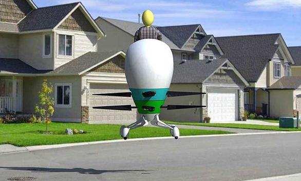 Con người sẽ biết bay nhờ những phát minh này? - Ảnh 1.