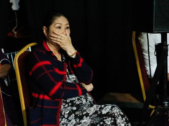 Bạch Tuyết, Bạch Long tranh cãi trên ghế nóng vì con trai Thanh Nga - Ảnh 3.
