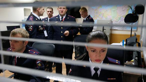Nga chỉ thị cảnh sát 'chỉ đăng tin tốt' trong mùa World Cup 2018 - Ảnh 1.
