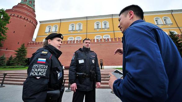 Nga chỉ thị cảnh sát 'chỉ đăng tin tốt' trong mùa World Cup 2018 - Ảnh 3.