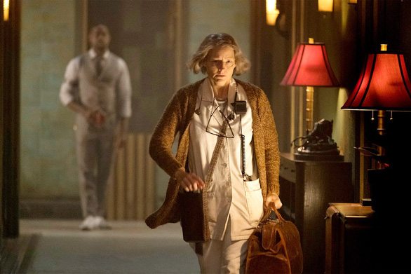Hotel Artemis: Nơi chỉ dành cho những tên tội phạm - Ảnh 6.