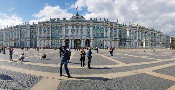 Ở xứ sở World Cup 2018: Petersburg không có cung điện mùa Xuân? - Ảnh 1.