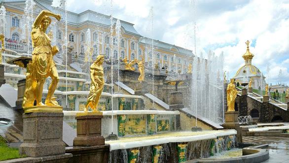 Ở xứ sở World Cup 2018: Petersburg không có cung điện mùa Xuân? - Ảnh 2.