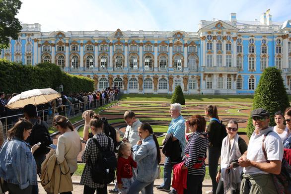 Ở xứ sở World Cup 2018: Petersburg không có cung điện mùa Xuân? - Ảnh 4.