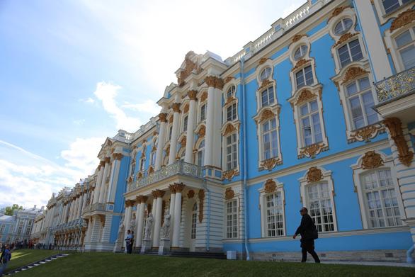 Ở xứ sở World Cup 2018: Petersburg không có cung điện mùa Xuân? - Ảnh 3.