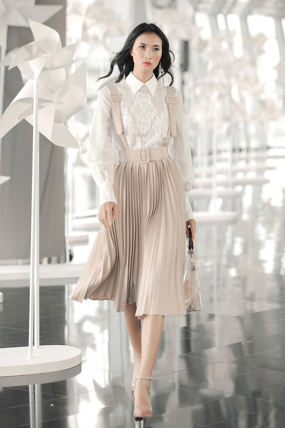 Chung Thanh Phong diễn thời trang ở tòa nhà cao nhất Việt Nam - Ảnh 6.