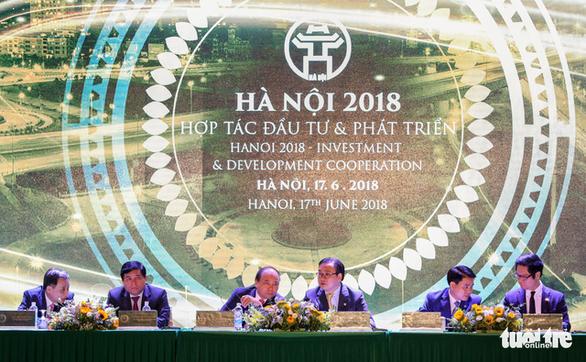 Thủ tướng: Hà Nội sẽ đuổi kịp Hong Kong, Singapore - Ảnh 3.