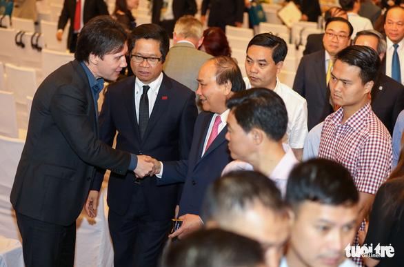 Thủ tướng: Hà Nội sẽ đuổi kịp Hong Kong, Singapore - Ảnh 1.