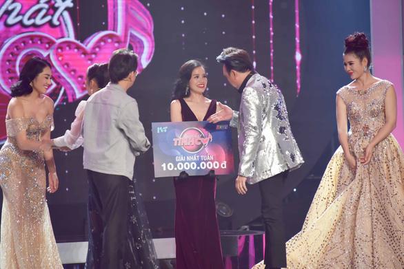 Mỹ Lam giành giải nhất tuần thứ 2 của Người hát tình ca - Ảnh 1.