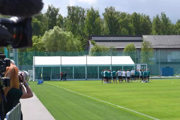 Tuyển Đức than phiền vì khách sạn ở World Cup y như trường nội trú - Ảnh 4.