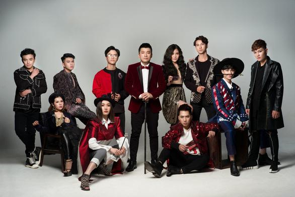 Lam Trường tự hào khoe 10 ngựa chiến tại The Voice 2018 - Ảnh 1.