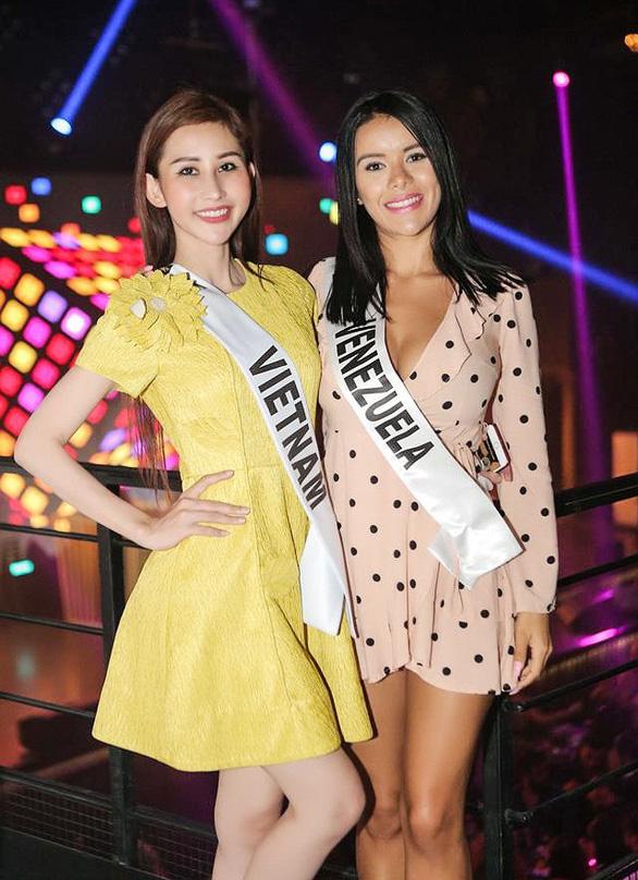 Chi Nguyễn tại Hoa hậu châu Á Thế giới những ngày đầu tiên - Ảnh 5.