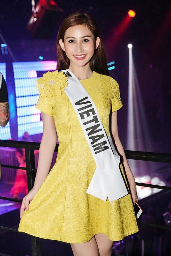 Chi Nguyễn tại Hoa hậu châu Á Thế giới những ngày đầu tiên - Ảnh 4.