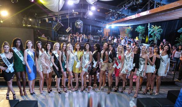 Chi Nguyễn tại Hoa hậu châu Á Thế giới những ngày đầu tiên - Ảnh 3.