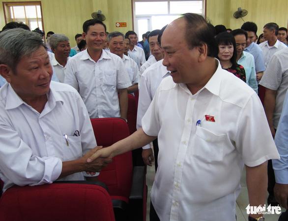 Thủ tướng mong dân tỉnh táo trước những luận điệu xuyên tạc - Ảnh 1.