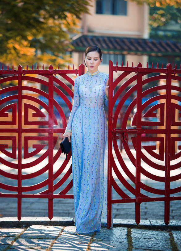 Hoa hậu Thu Hoài bất ngờ thành nàng thơ của Công Trí - Ảnh 2.