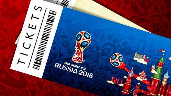 Du khách Trung Quốc bị từ chối vào sân World Cup vì mua phải vé giả - Ảnh 1.