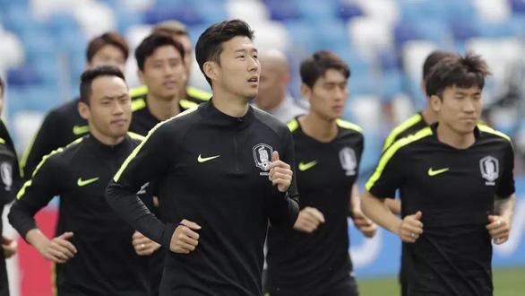 Tiền đạo Hàn Quốc chờ phép mầu tại World Cup để miễn nghĩa vụ quân sự - Ảnh 1.