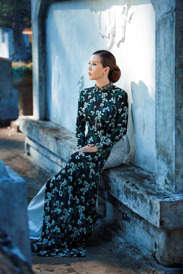 Hoa hậu Thu Hoài bất ngờ thành nàng thơ của Công Trí - Ảnh 3.