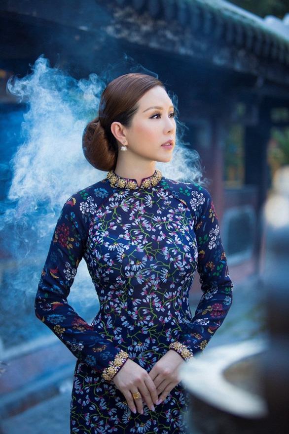 Hoa hậu Thu Hoài bất ngờ thành nàng thơ của Công Trí - Ảnh 4.