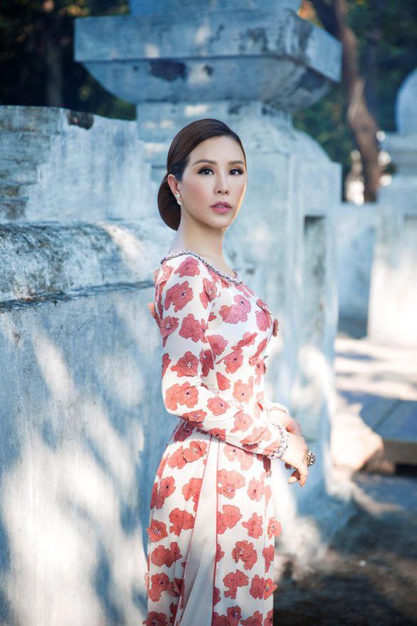 Hoa hậu Thu Hoài bất ngờ thành nàng thơ của Công Trí - Ảnh 5.