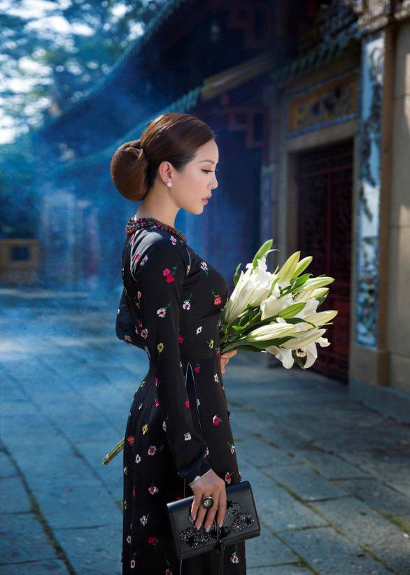 Hoa hậu Thu Hoài bất ngờ thành nàng thơ của Công Trí - Ảnh 6.