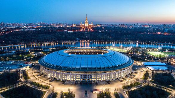 5 điểm vui chơi miễn phí ở Moscow - Ảnh 1.