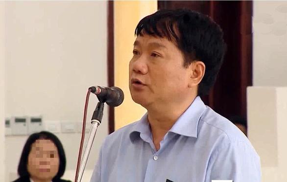 Xử phúc thẩm ông Đinh La Thăng trong vụ PVN mất 800 tỉ - Ảnh 1.