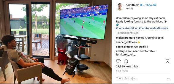 Roger Federer, Người phán xử sống cùng World Cup - Ảnh 2.