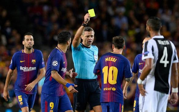 Lục tung hồ sơ trọng tài đẹp trai phạt thẻ đỏ Colombia phút thứ 3 - Ảnh 4.