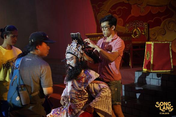 Leon Quang Lê đem cải lương lên màn ảnh rộng với Song Lang - Ảnh 3.