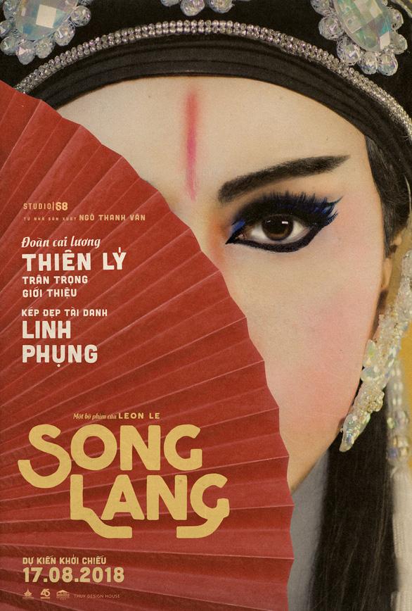 Leon Quang Lê đem cải lương lên màn ảnh rộng với Song Lang - Ảnh 1.