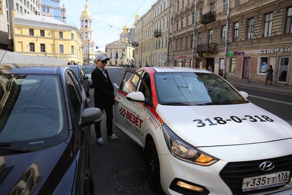 Đến Nga xem World Cup, cẩn thận với 'taxi rẻ thứ 3 thế giới' - Ảnh 1.