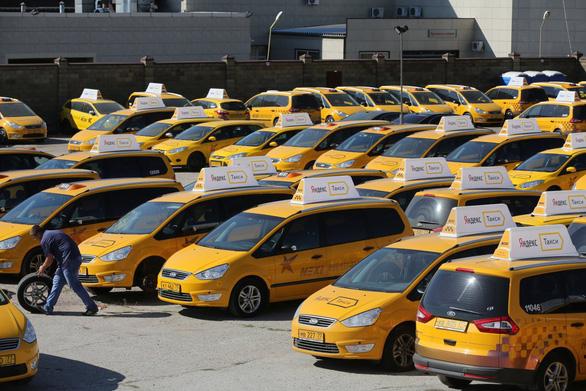 Đến Nga xem World Cup, cẩn thận với 'taxi rẻ thứ 3 thế giới' - Ảnh 2.