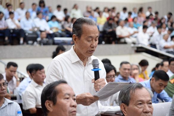 Chủ tịch nước: Vụ việc tại Bình Thuận, TP.HCM là do bị kích động - Ảnh 4.
