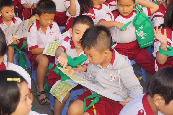 Tuyển sinh đầu cấp ở quận Bình Thạnh - Ảnh 1.