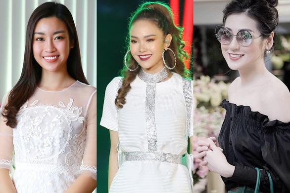 Minh Hằng, Mỹ Linh, Tú Anh: 3 người đẹp 'sáng' nhất ngày 2-6 - Ảnh 1.