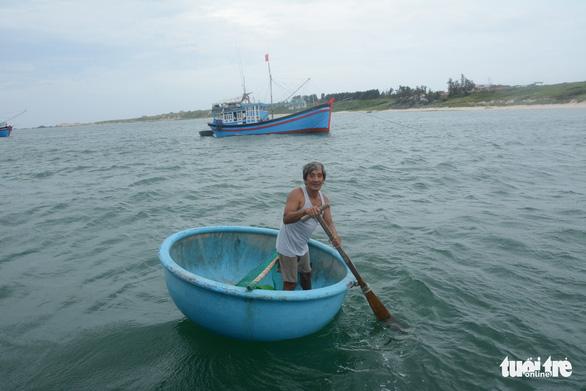 Lại trình phương án nhận chìm vật chất xuống biển Hòn Cau - Ảnh 2.