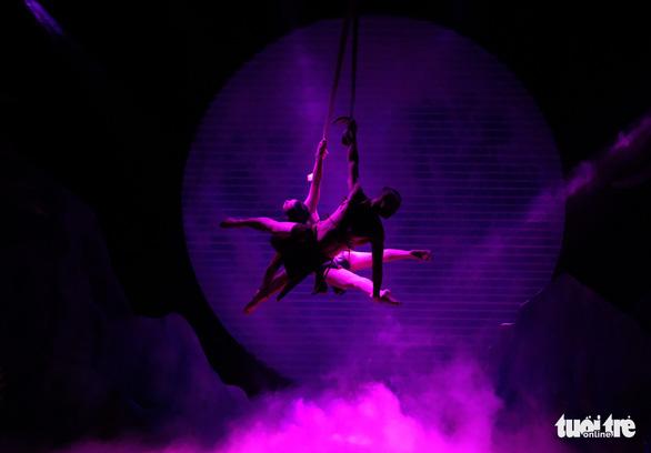 Đà Lạt đêm huyền diệu và sân khấu du lịch đầu tiên ở xứ hoa - Ảnh 3.
