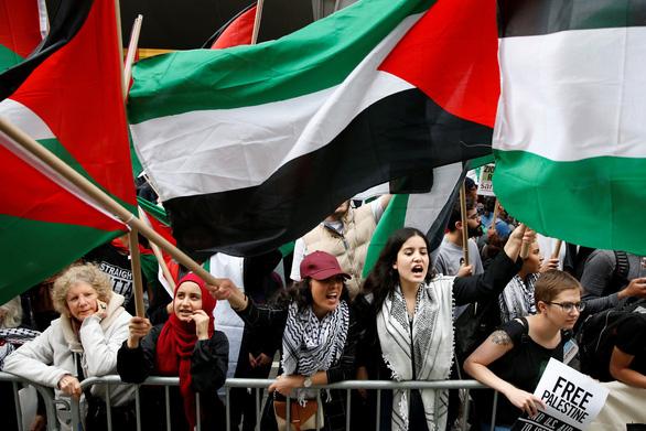 Mỹ bác nghị quyết LHQ lên án Israel dùng bạo lực với người Palestine - Ảnh 1.
