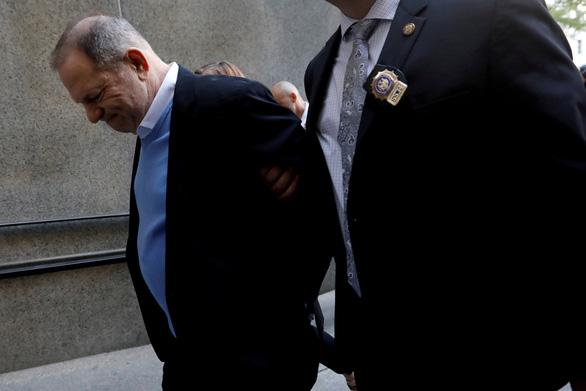 'Yêu râu xanh' Harvey Weinstein bị thêm tố cáo cấp độ cao hơn - Ảnh 3.