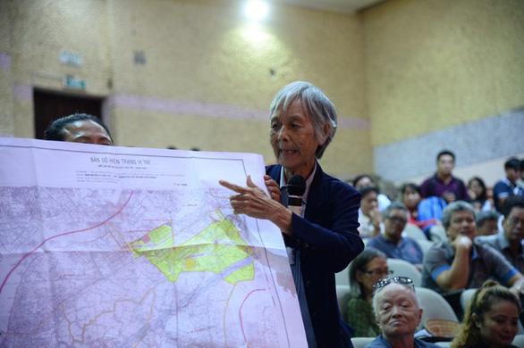 Bí thư Nguyễn Thiện Nhân: Thành phố không gạt bà con Thủ Thiêm - Ảnh 7.
